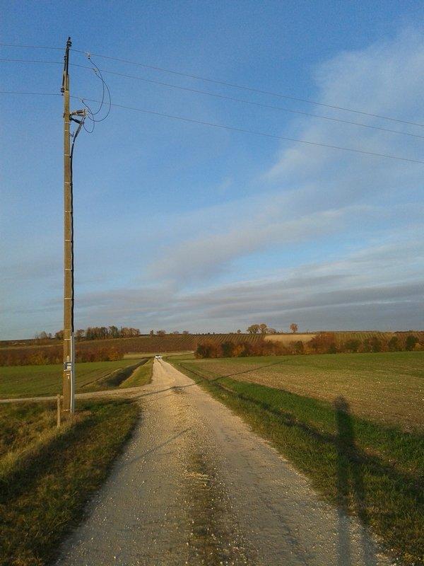24 Vers la voie romaine - photo perso - 20201202_165137