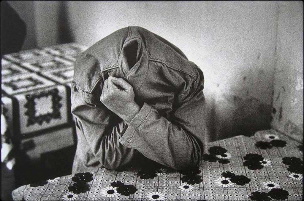 38 Raymond Depardon – Hôpital psychiatrique, Piémont, Turin - 1980