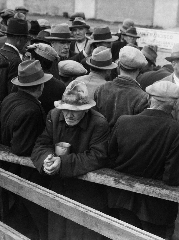 25 LANGE Dorothea - Soupe populaire de l'Ange blanc - 1933