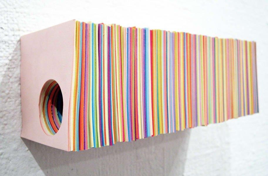 40 Rebecca Murtaugh - With a pink cavity - 2003