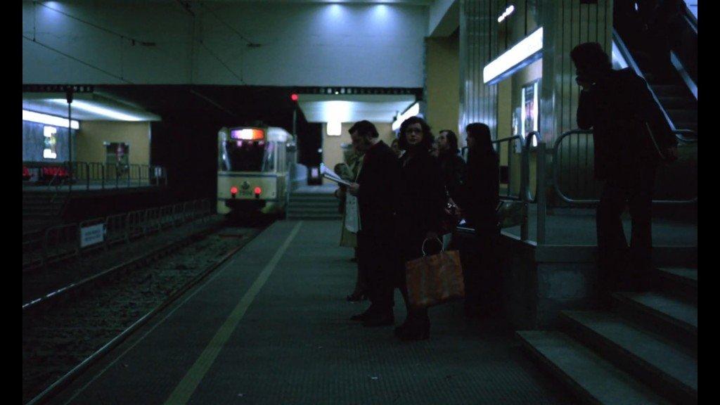 65 Jeanne Dielman, 23 quai du commerce 1080 Bruxelles, de Chantal Akerman – le métro - copie d'écran - 2021