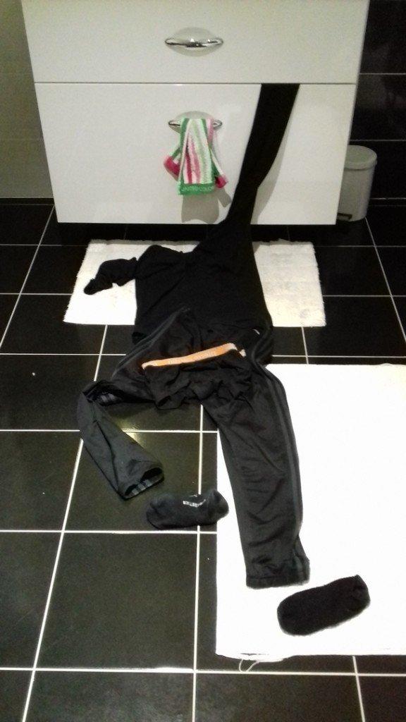 103 Le pyjama était en noir - photo perso - 2021