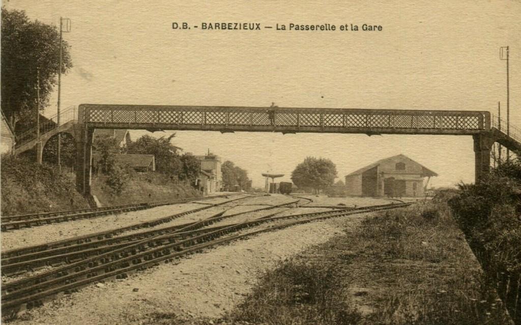 129 « Cliché Dando-Berry, Bordeaux. — Repr. interdite »