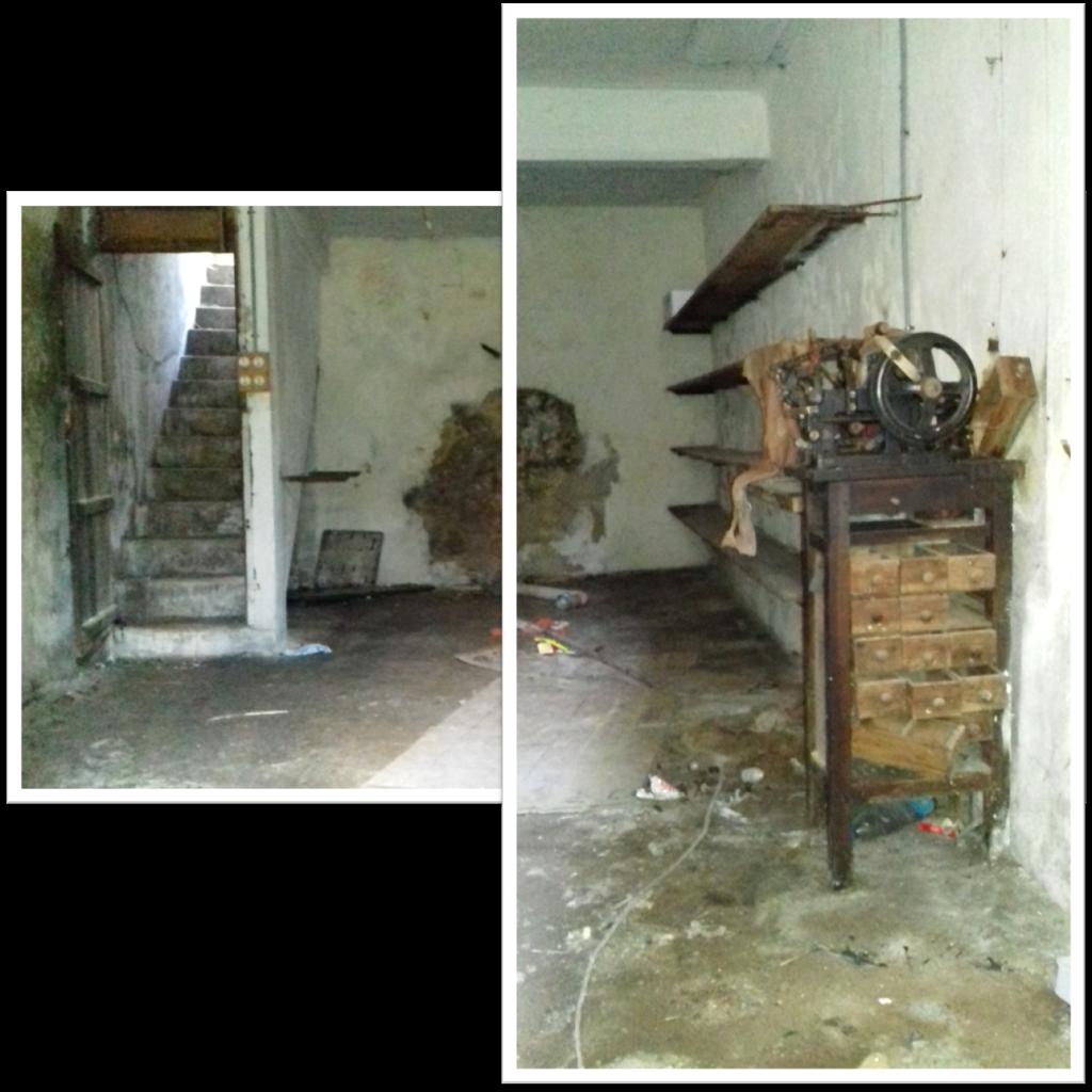 172 Dans une maison inconnue - photomontage perso - 2021