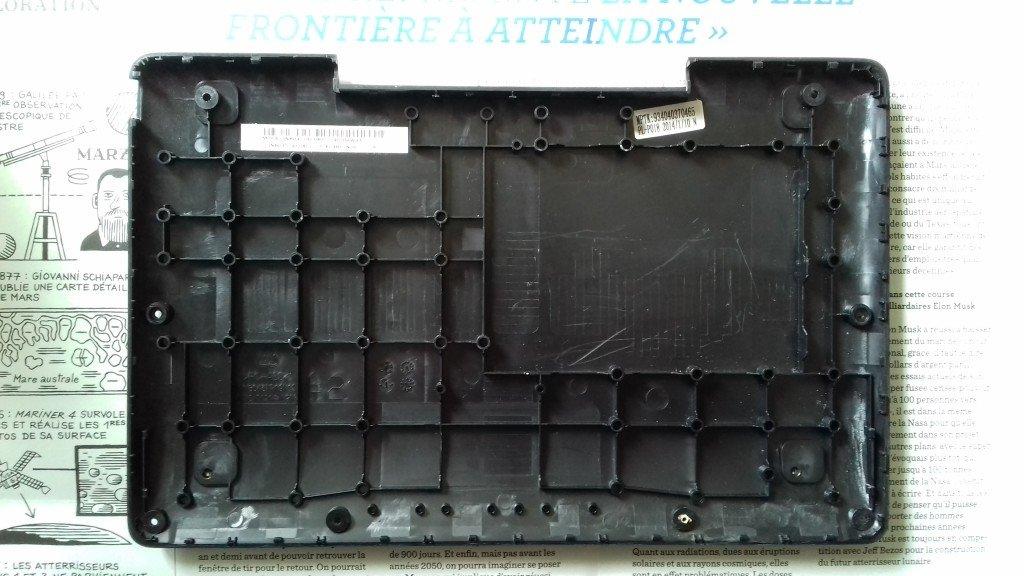 171 Sous-clavier 3 (la casse) - photo perso - 2021